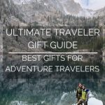 Ultimate Traveler Gift Guide: Best Travel Gifts for 2020