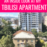 An Inside Look at My NEW Tbilisi Apartment! (I Moved!!)
