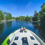 Le Boat on the Rideau - Cruising the Canal in Style
